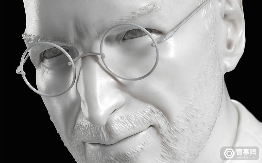 乔布斯特别版AR眼镜曝光,彭博记者:别再造谣了!