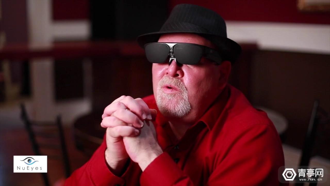 [案例] AR+医疗:面向视障群体的AR解决方案