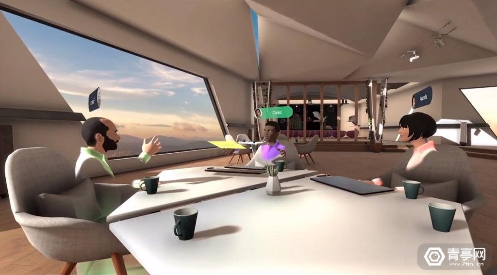 专注于商业会议的VR平台MeetinVR公测,与Varjo合作