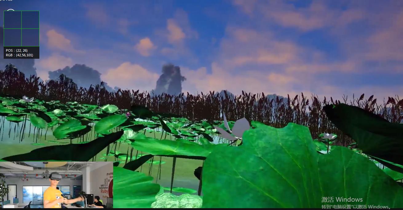 【案例】VR+教育:虚拟三维古文化沉浸式体验解决方案