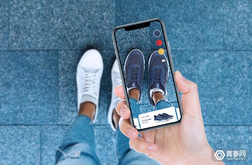 光场AR试鞋助力618,奥本未来为京东升级电商新玩法