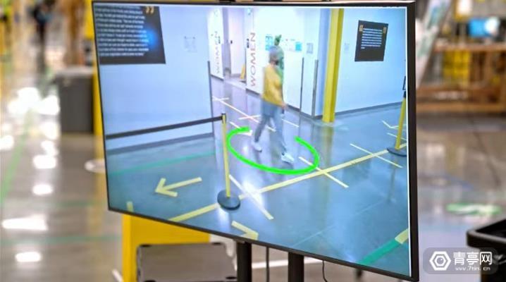 [案例] AR+安防:基于RGBD模组的AR安全距离检测方案