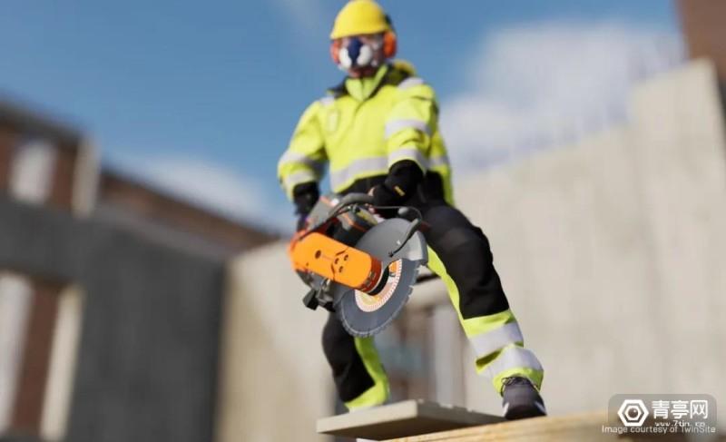 交互式VR培训提高建筑工地的安全性与ROI (4)