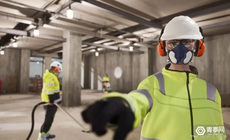交互式VR培训提高建筑工地的安全性与ROI (8)