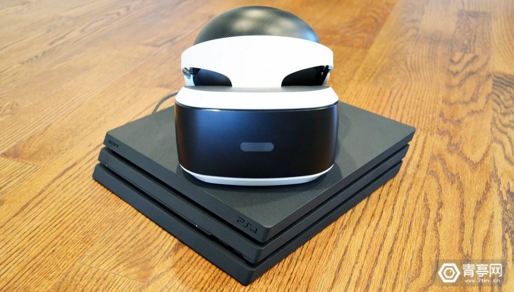索尼PSVR现状:PS5版本游戏暂无VR模式