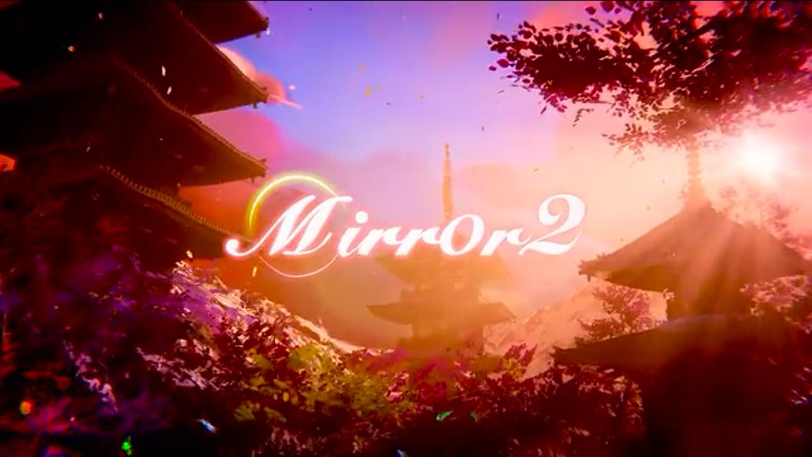 《Mirror》续作《Mirror 2》公开,目前已开启众筹