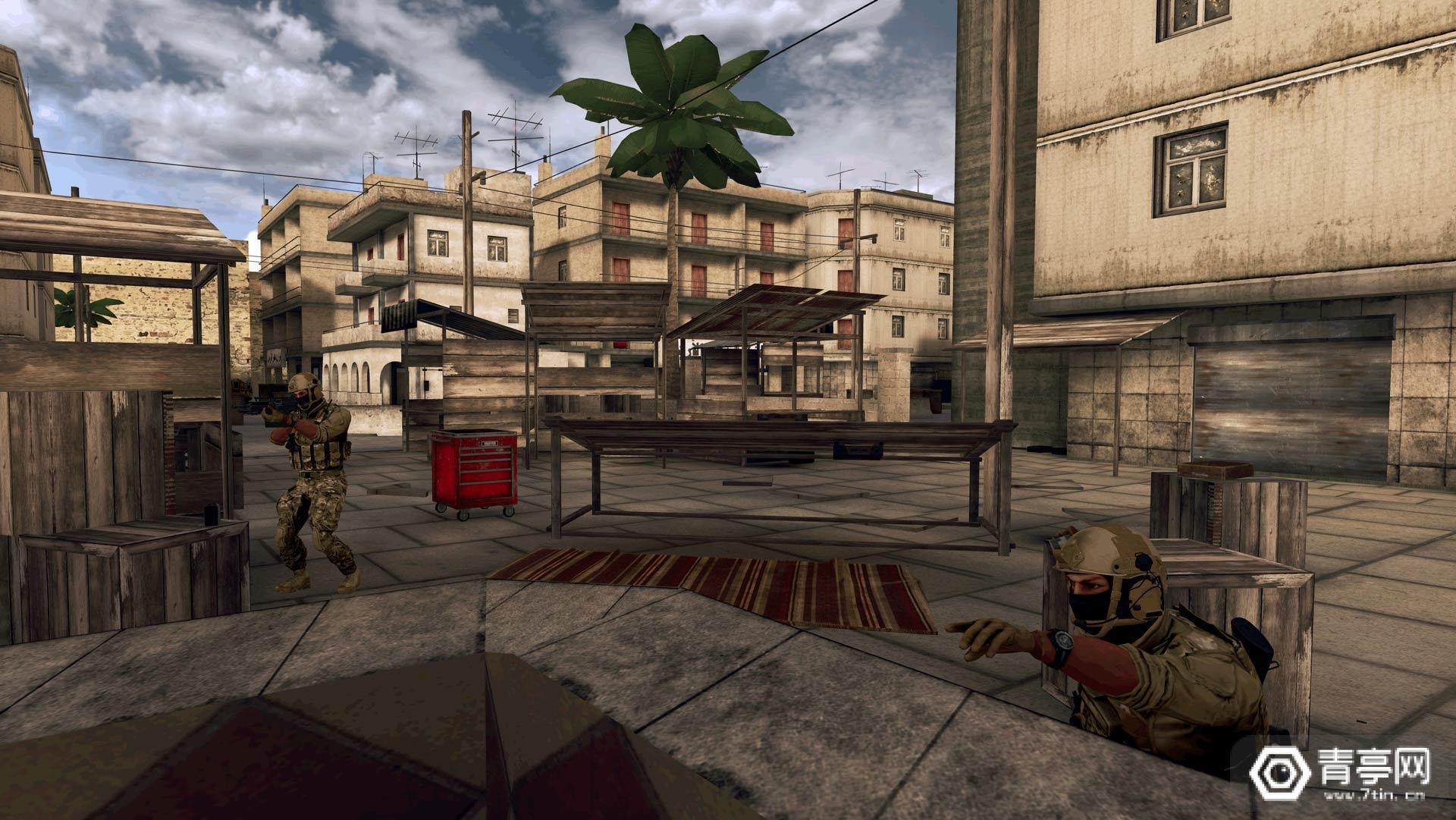 多人射击VR游戏《Onward》将发布防作弊补丁
