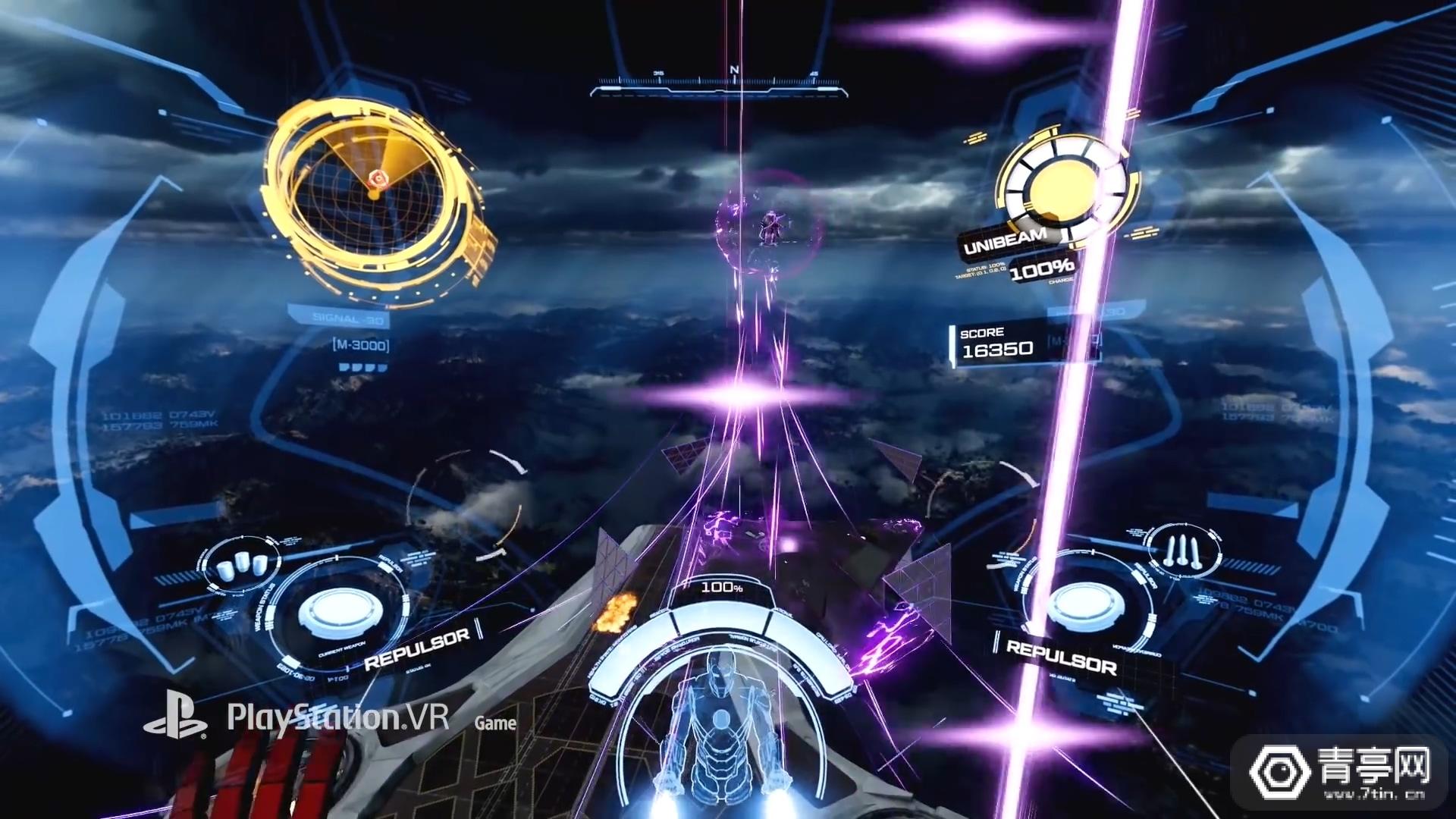《漫威钢铁侠VR》上市预告片,享受空战带来的快感