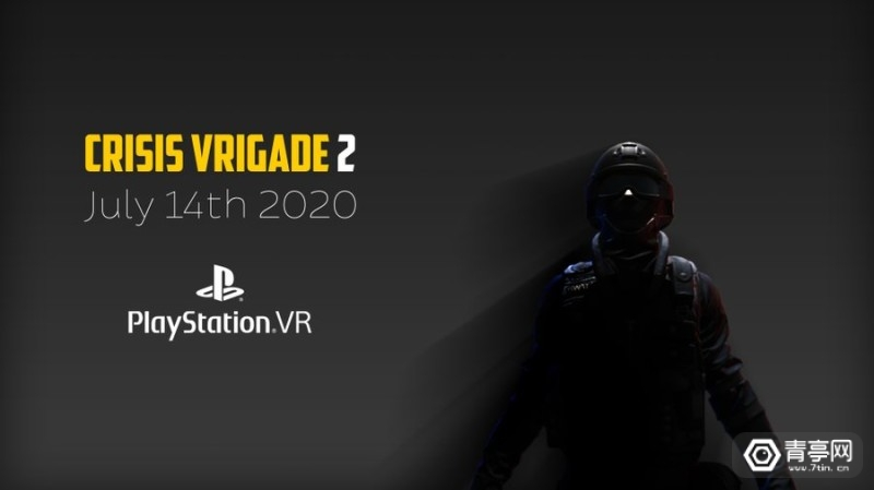 PS VR版《Crisis Vrigade 2》将于7月14日上线