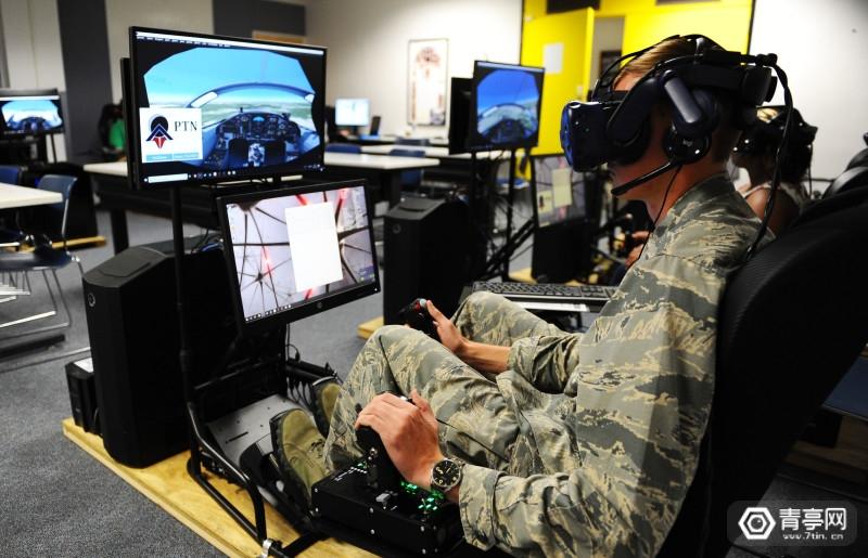 HTX Labs将为美国空军提供VR培训系统-F-UC544-0001
