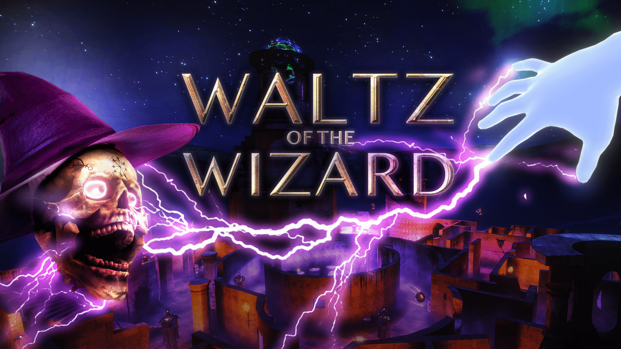 《Waltz of the Wizard》加入更多手势玩法和无障碍功能