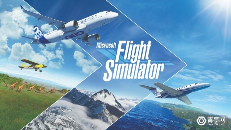 微软飞行模拟Microsoft Flight Simulator