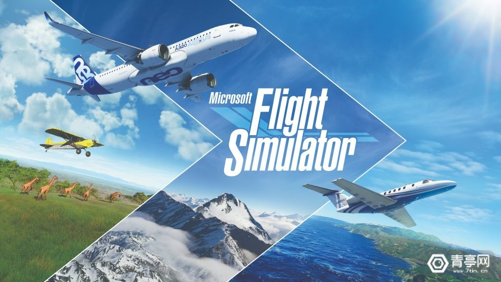 《微软飞行模拟》VR模式将兼容所有SteamVR设备