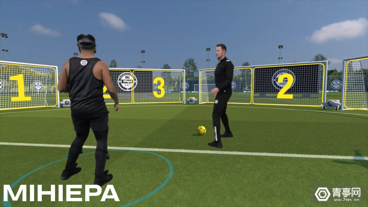 Mi Hiepa与Harena Data合作,推VR足球训练和分析平台