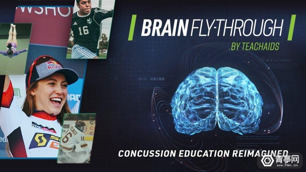 美国奥林匹克和残奥会委员会推出VR脑震荡教育影片
