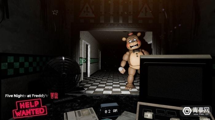 five-nights-at-freddys-vr-screenshot-hallway