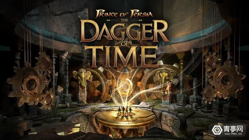 育碧VR  波斯王子:时之匕首(Prince of Persia: The Dagger of Time)