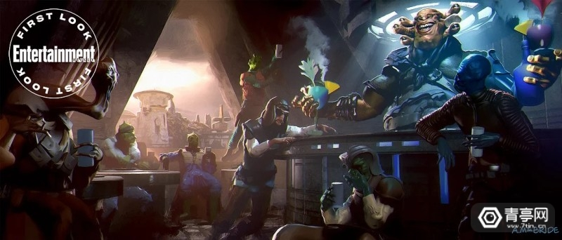 Oculus独占VR游戏《星球大战:银河系边缘传说》4