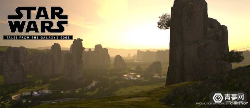 VR游戏星球大战:银河边缘GalaxysEdgeVR_1-1024x442