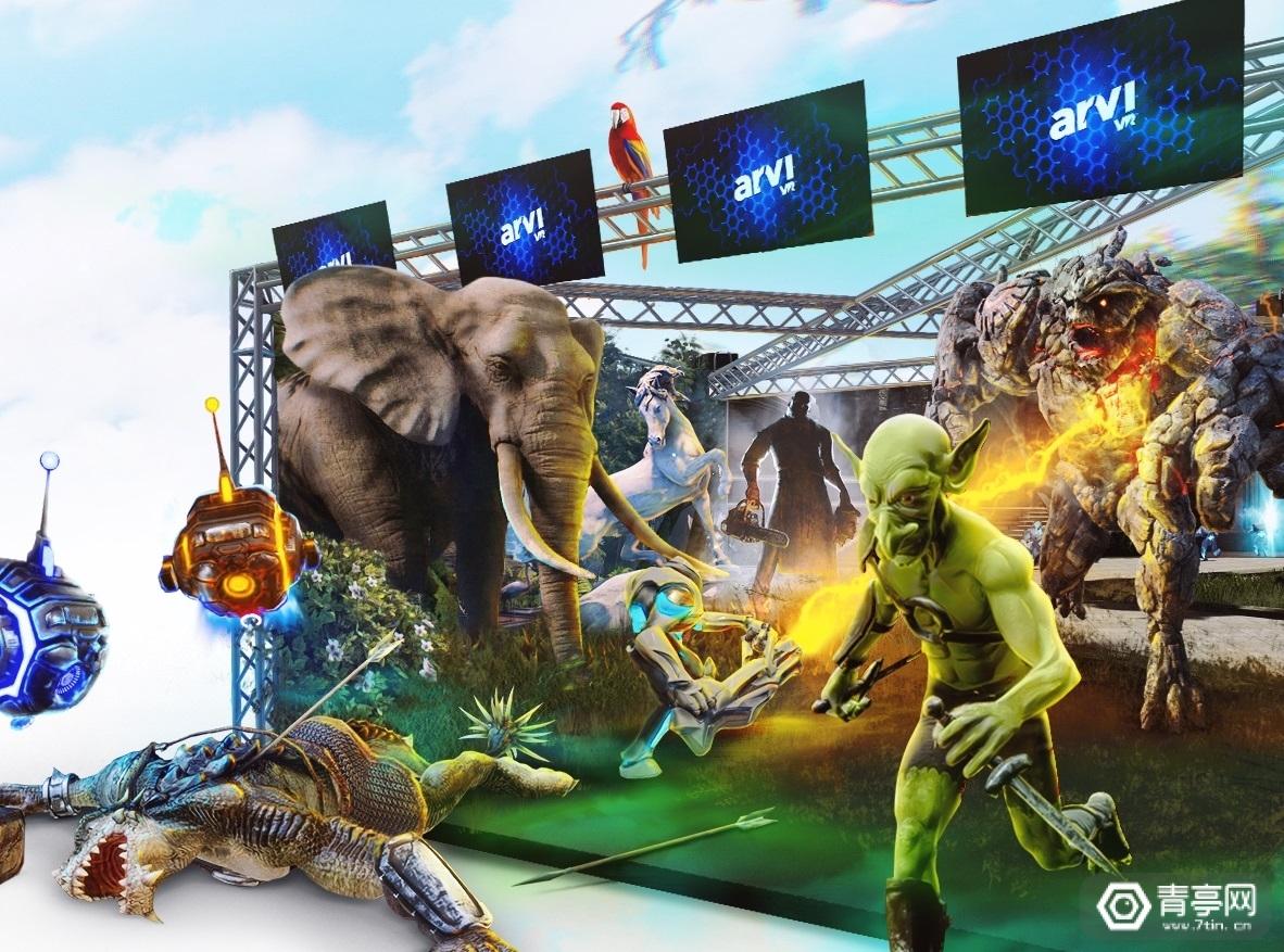 HTC Vive与ARVI VR合作,全球推广VR密室逃脱游戏