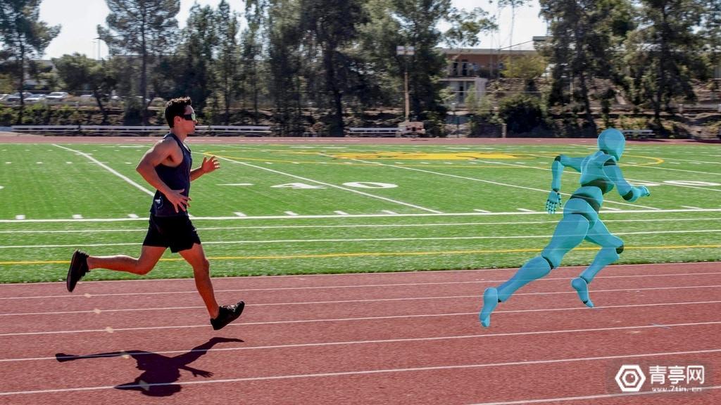 全息跑步教练,AR运动眼镜Ghost Pacer开启众筹