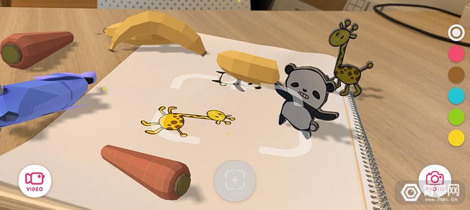 上线一周火遍全网,AR涂鸦应用《RakugakiAR》诞生