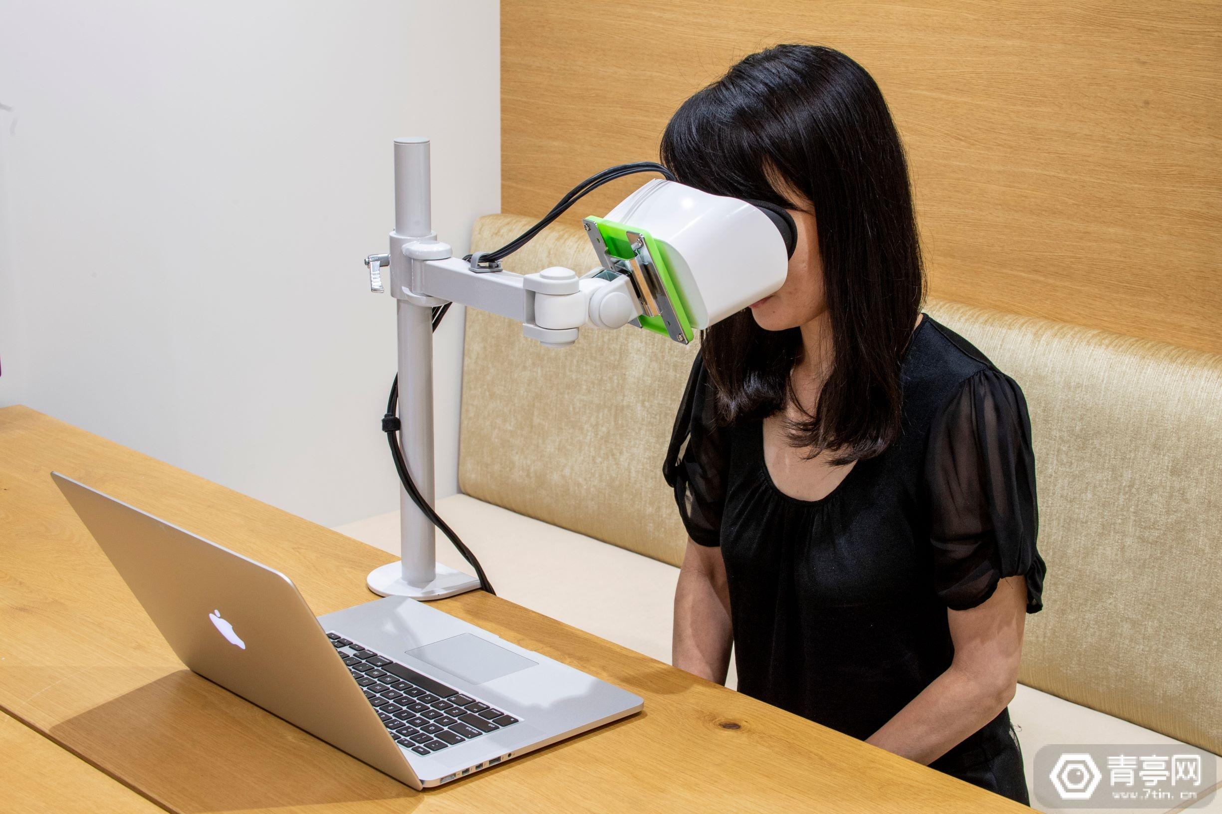 日本FOVE与将Aisei药店合作,通过眼球追踪VR检测痴呆
