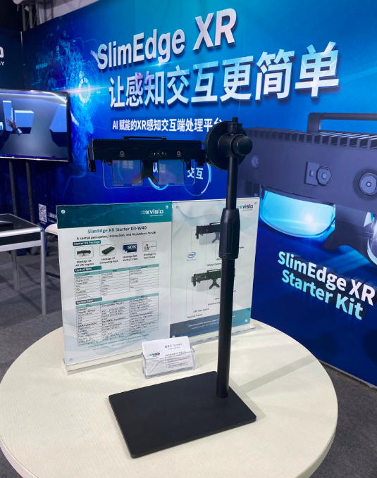 Xvisio SlimEdge XR Starter Kit-W40