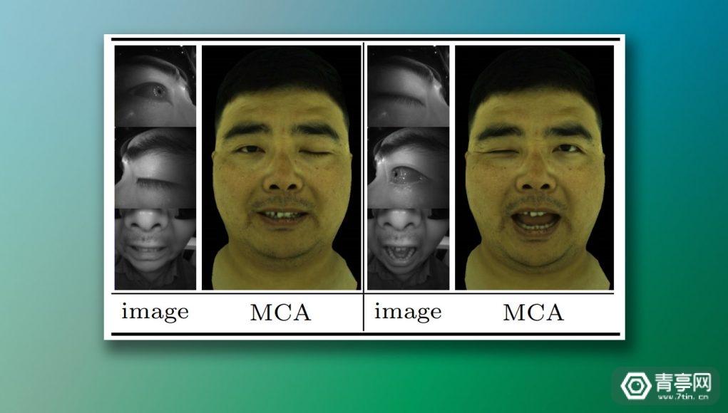 一个眼神都不放过,FRL公布自然表情系统MCA