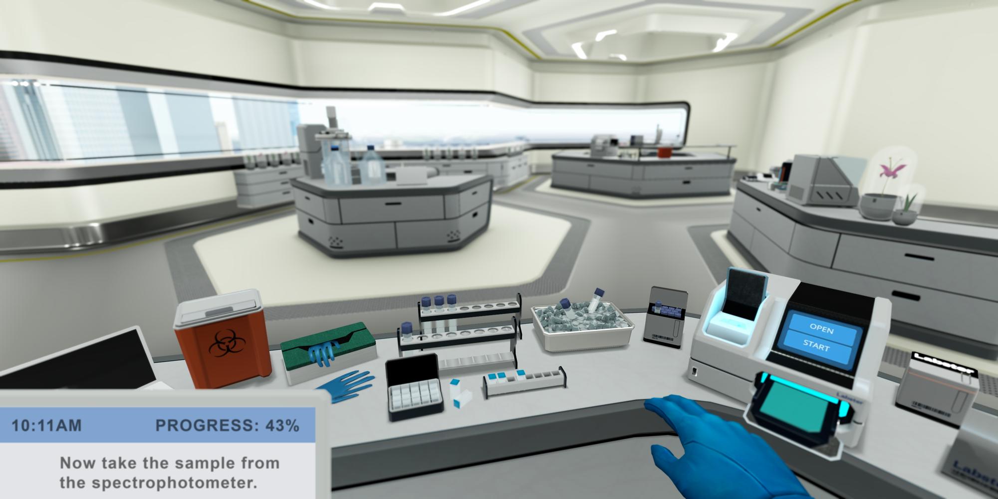 3D/VR实验室方案商Labster获900万美元融资
