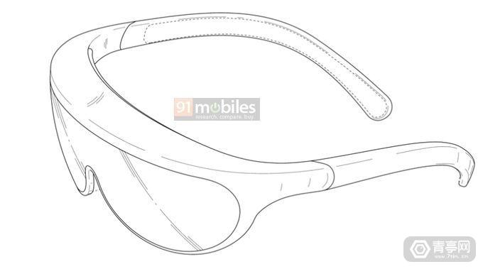 三星AR眼镜专利:轻薄可折叠
