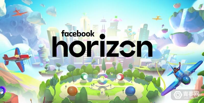 facebook  horizon oculus VR social
