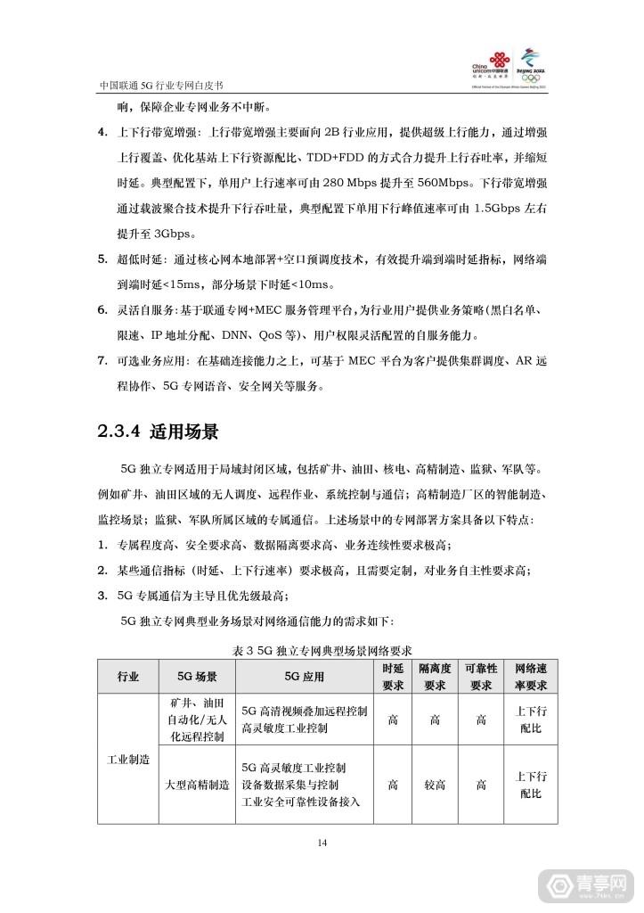 中国联通:5G行业专网白皮书 (15)