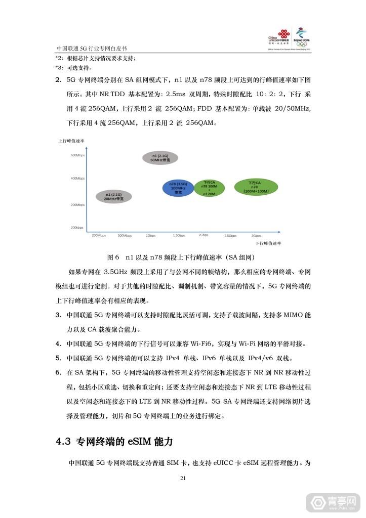 中国联通:5G行业专网白皮书 (22)