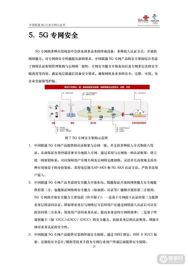 中国联通:5G行业专网白皮书 (24)