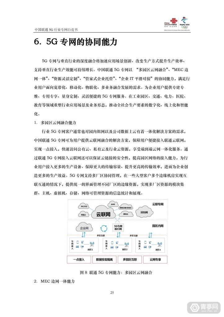 中国联通:5G行业专网白皮书 (26)