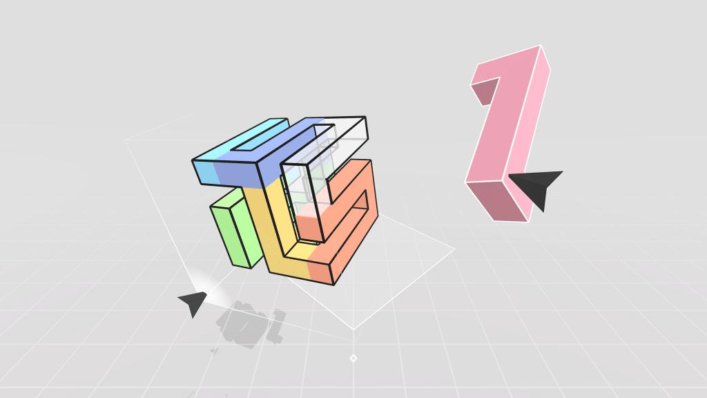 SideQuest VR积木游戏《Cubism》将发布正式版