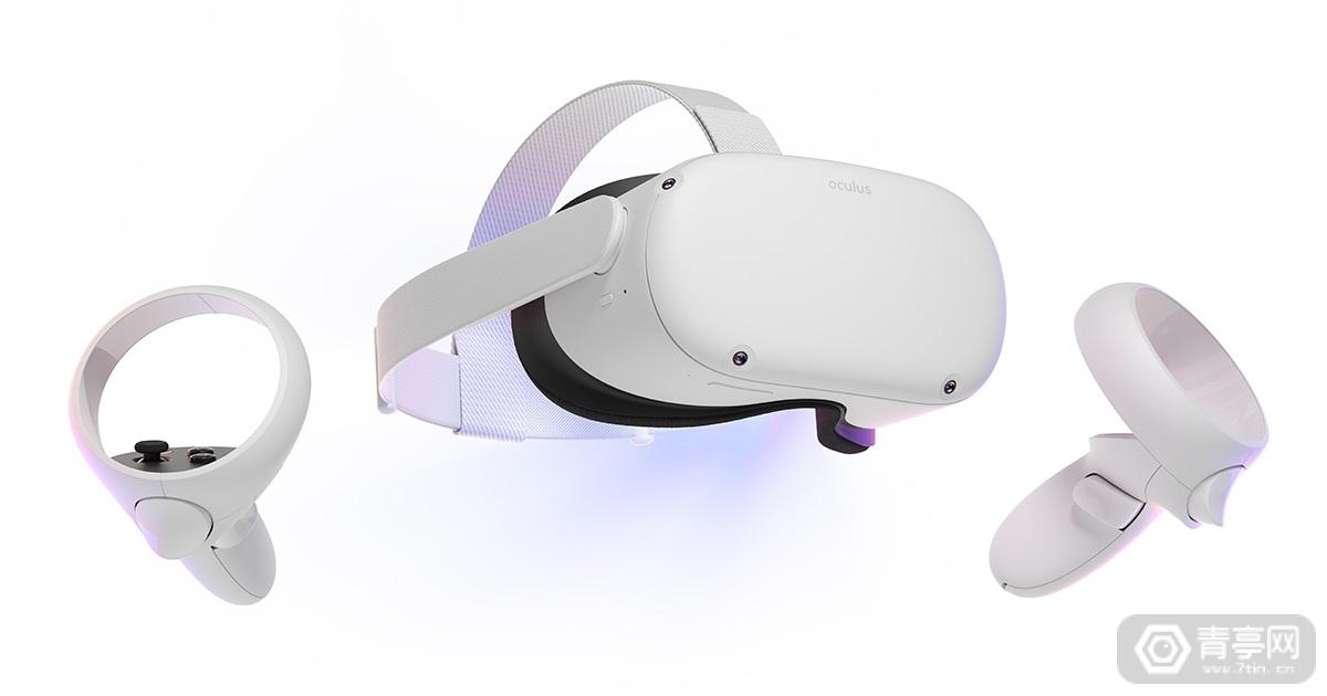 Oculus Quest 2发布:高通骁龙XR2,64GB仅299美元起