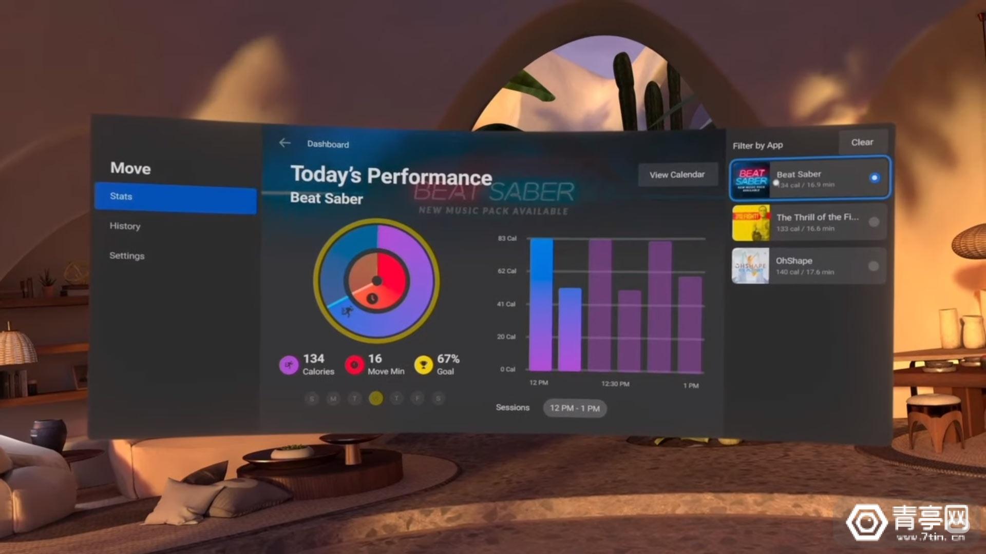 Facebook瞄准VR健身人群