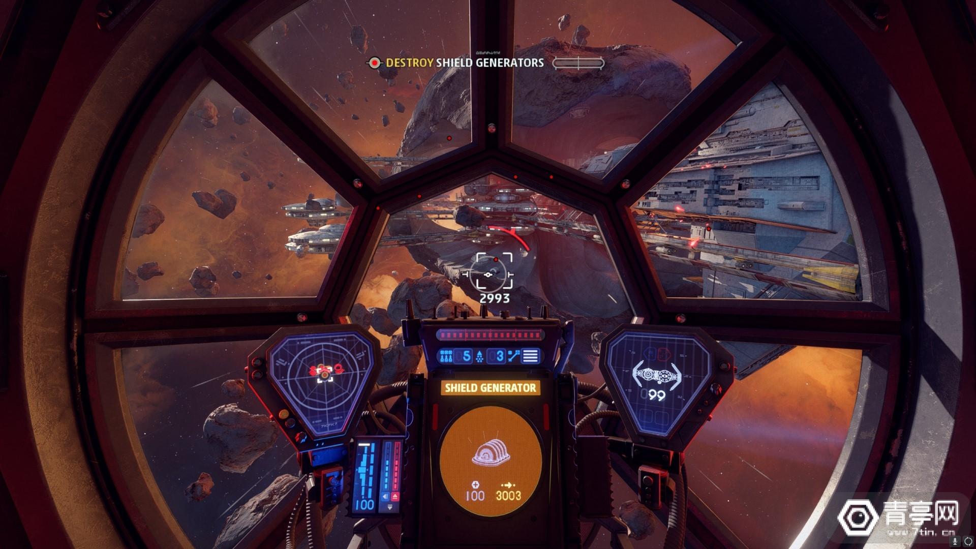 《星球大战:战机中队》正式上线,IGN暂时8分