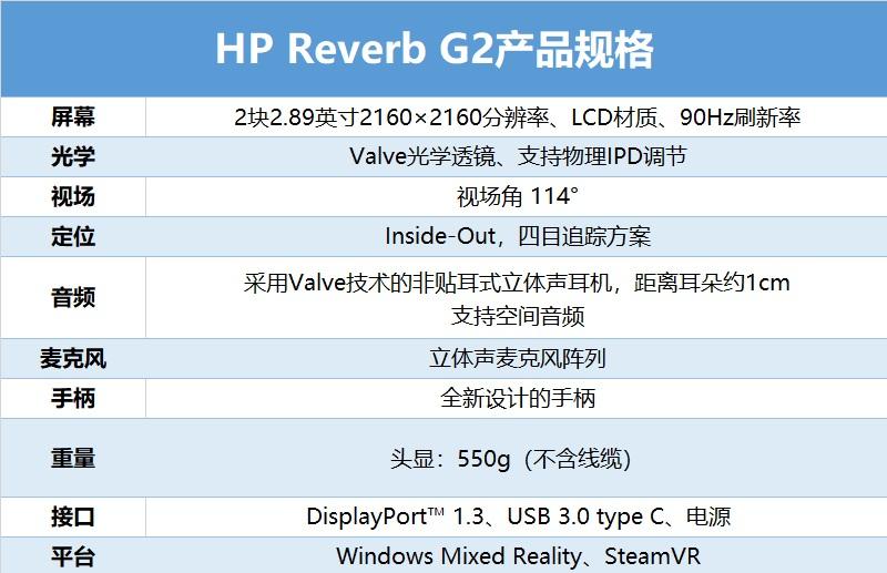 惠普Reverb G2 (1)
