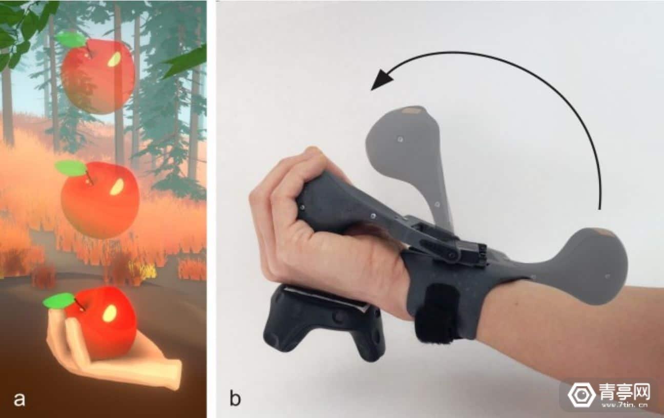 """这款体感手柄原型可让你在VR中体验""""原力"""""""