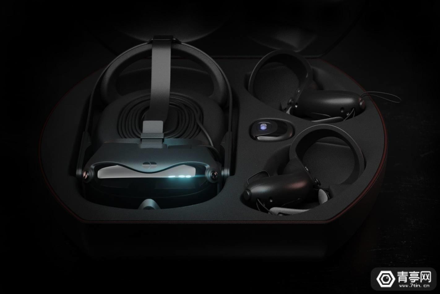 主打面部和重定向追踪,新晋VR品牌Deca亮相