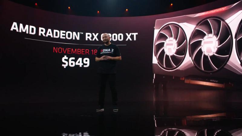 AMD发布Radeon RX 6000系列显卡 (3)