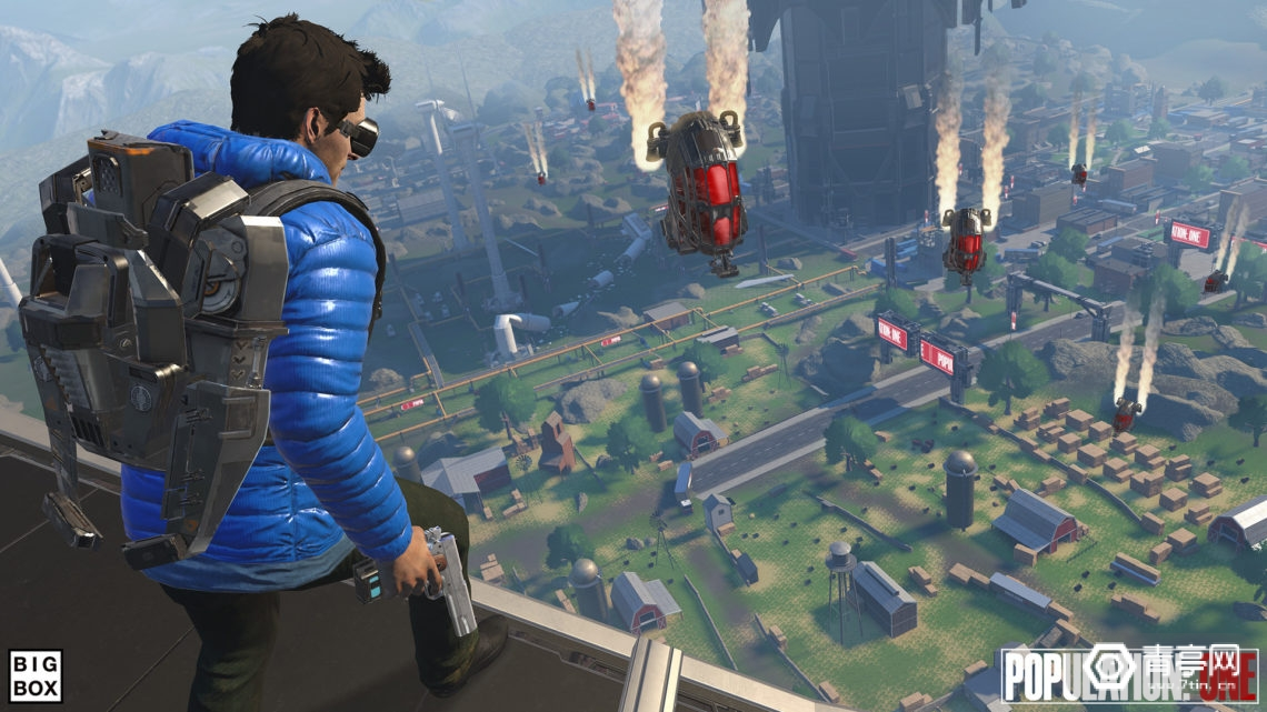 VR大逃杀游戏《POPULATION: ONE》开发者访谈
