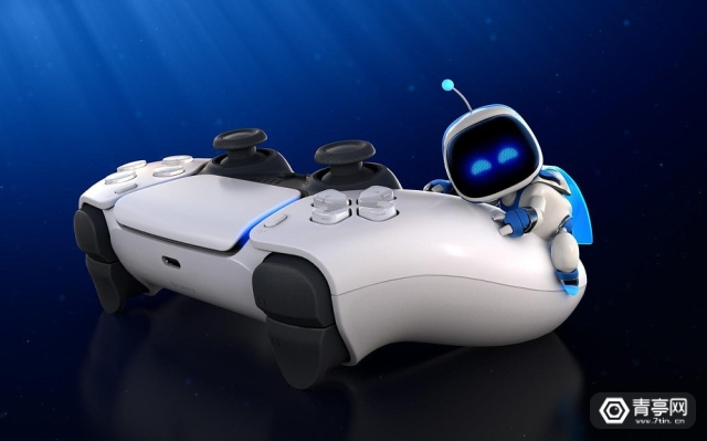 索尼PS5手柄DualSense