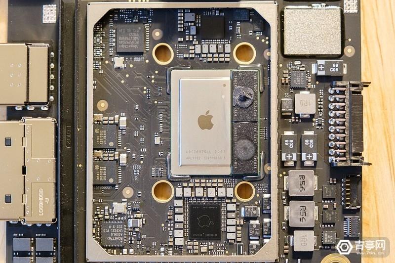 M1芯片Mac Mini拆解 (11)
