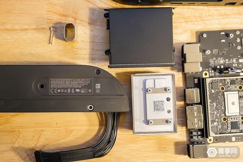 M1芯片Mac Mini拆解 (12)