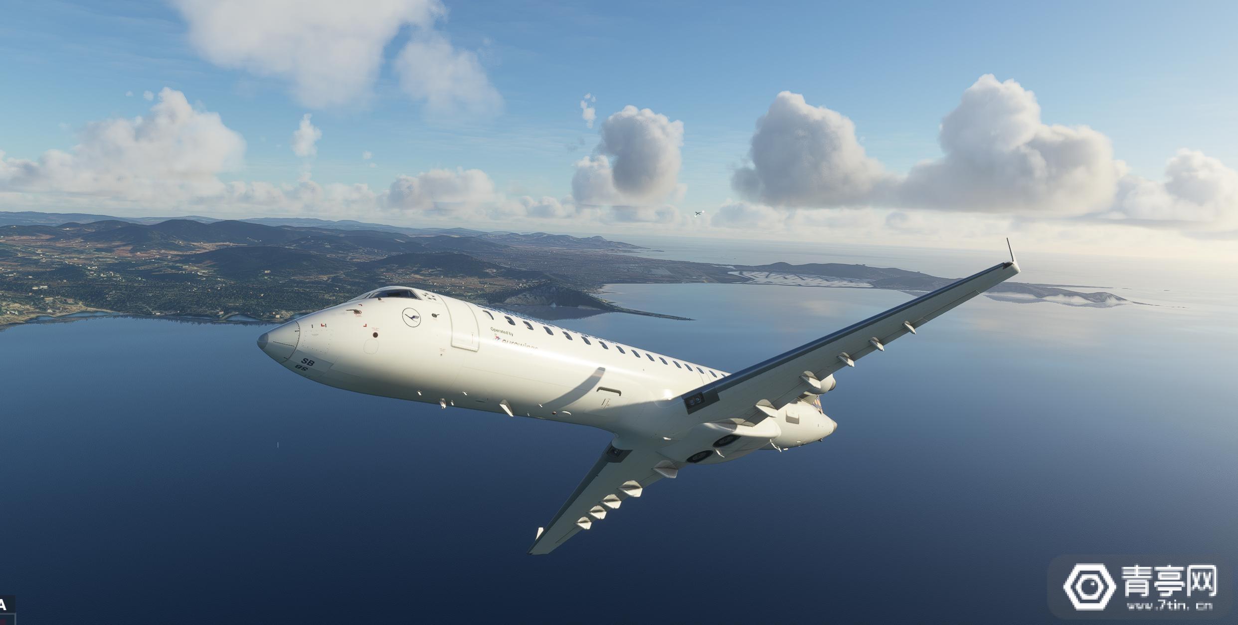 《微软飞行模拟》新细节图:展示客机、机场更多细节