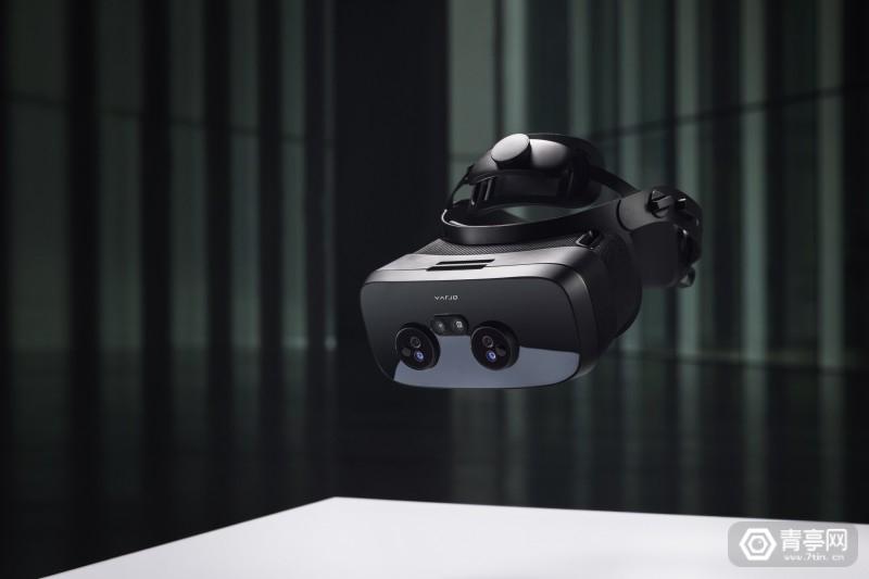 Varjo推出VR-3和XR-3头显